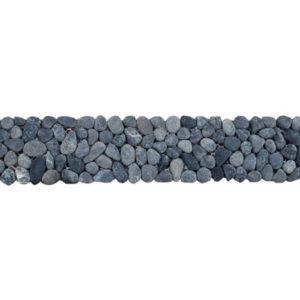 Μπορτούρα Μαύρη 5x30 cm